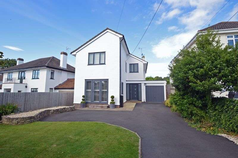 4 Bedrooms Detached House for sale in Edward Road West, Clevedon