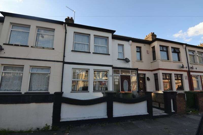 4 Bedrooms Terraced House for sale in Flanders Road, London