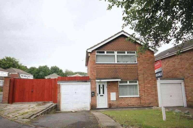 3 Bedrooms Detached House for sale in THE CHASE, SINFIN