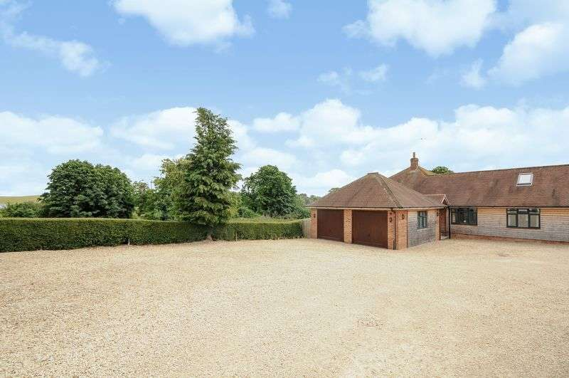 4 Bedrooms Semi Detached House for sale in Stanmore Road, East Ilsley, Newbury
