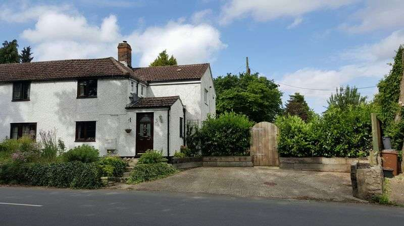 3 Bedrooms Semi Detached House for sale in The Street, Lydiard Millient