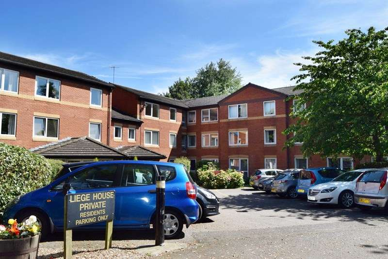 1 Bedroom Retirement Property for sale in Liege House, Upton, CH49 4PP