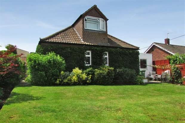 3 Bedrooms Detached Bungalow for sale in Hindhayes Lane, Street