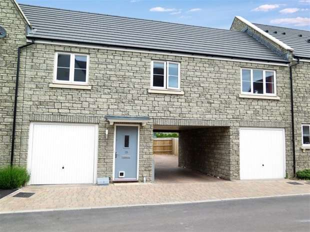 2 Bedrooms Flat for sale in Wand Road, Wells