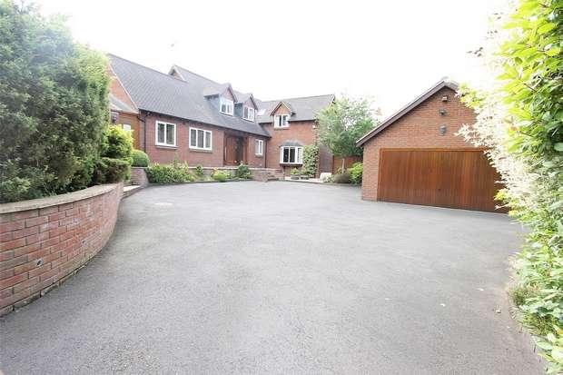 5 Bedrooms Detached House for sale in Inn Lane, Hartlebury, KIDDERMINSTER
