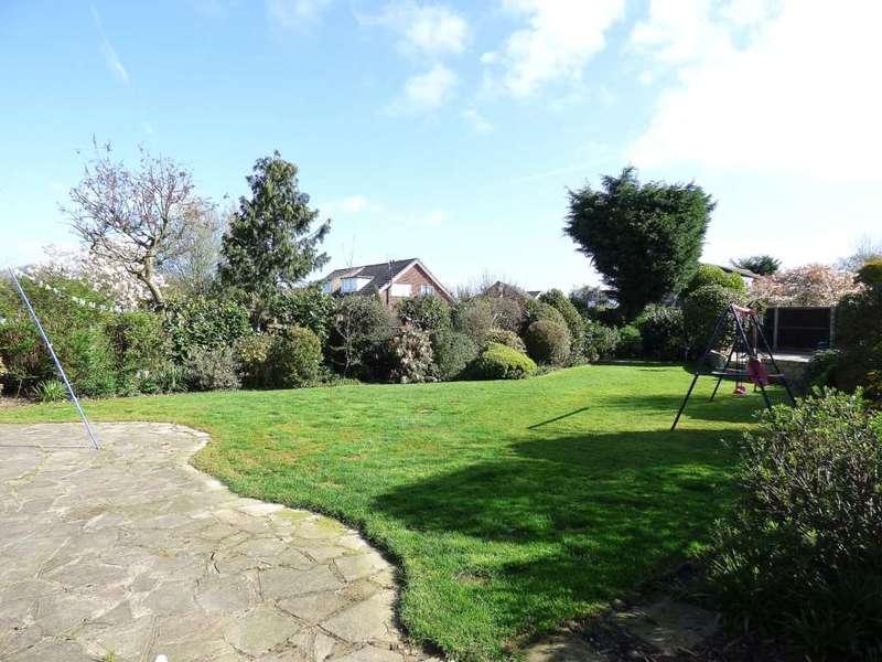 4 Bedrooms Detached House for sale in Manor Way, Wrea Green
