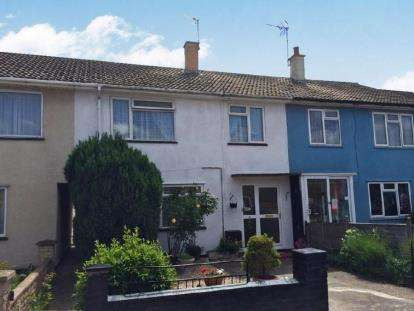3 Bedrooms Terraced House for sale in Taunton, Somerset