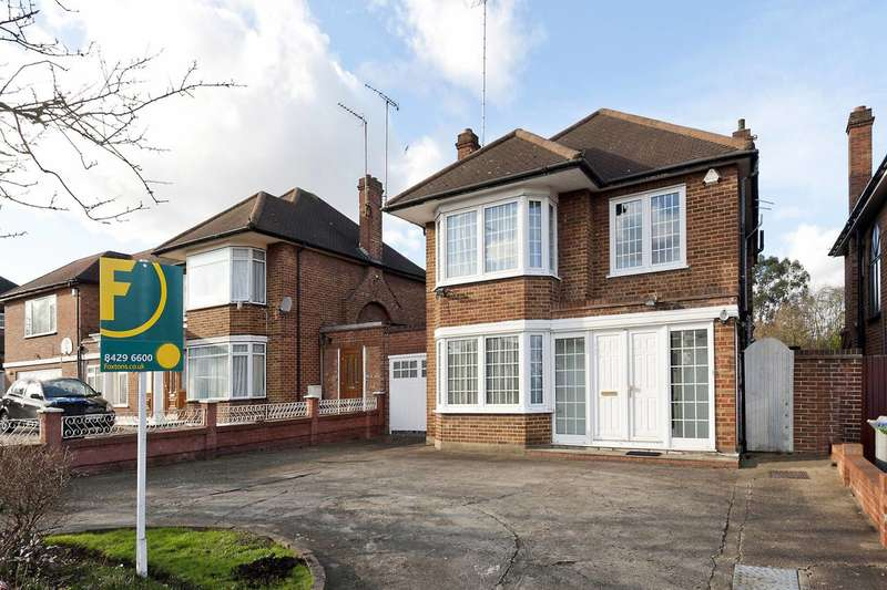 4 Bedrooms House for sale in Sudbury Court Drive, Harrow on the Hill, HA1