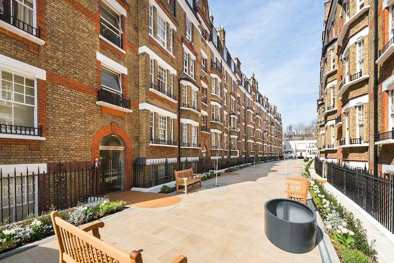 3 Bedrooms Flat for sale in Marlborough, Walton Street, London, SW3