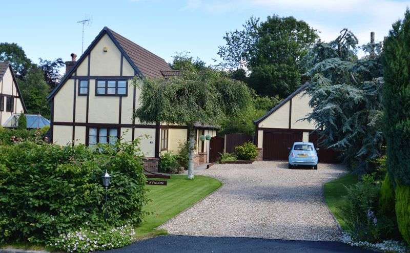 4 Bedrooms Detached House for sale in Tai Tudors, Mold