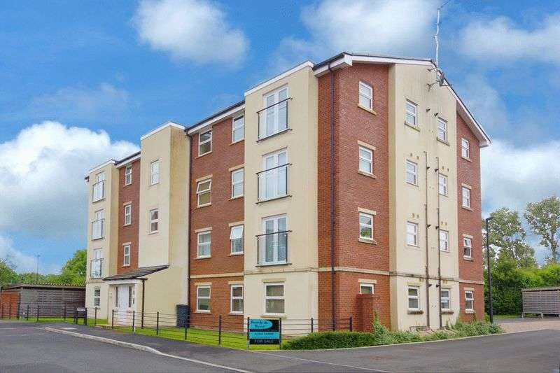 2 Bedrooms Flat for sale in 44 Normandy Drive, Yate, Bristol BS37 4FG