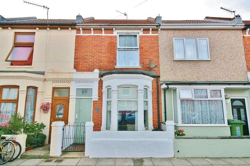 3 Bedrooms Terraced House for sale in Pretoria Road, Southsea