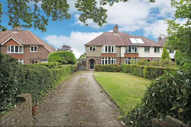 3 Bedrooms Semi Detached House for sale in Upper Hartfield, East Sussex