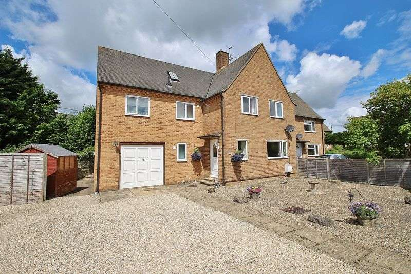 4 Bedrooms Semi Detached House for sale in STONESFIELD, Longore OX29 8EF