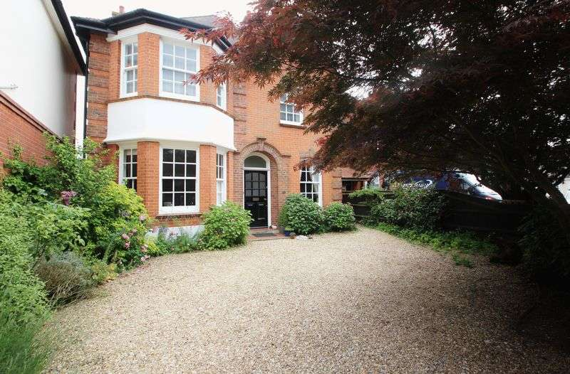 5 Bedrooms Detached House for sale in Fitzharris Avenue, Bournemouth