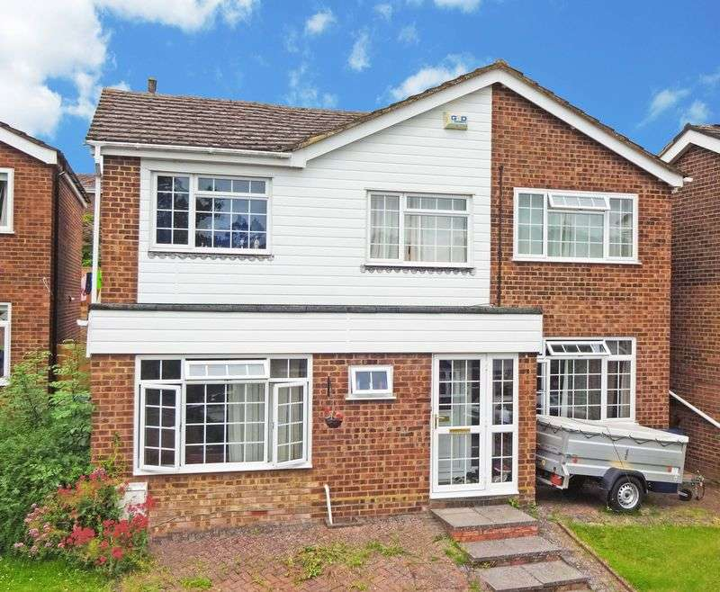 4 Bedrooms Detached House for sale in Bencombe Road, Marlow Bottom