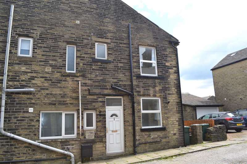 2 Bedrooms Terraced House for sale in Clifton Street, Queensbury, Bradford