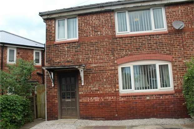 3 Bedrooms Semi Detached House for sale in Amos Avenue, Manchester