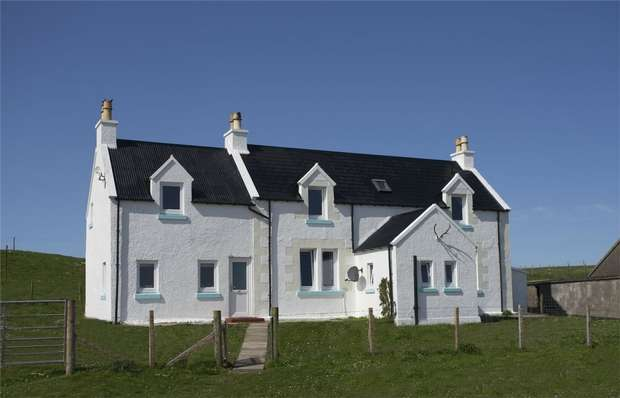 4 Bedrooms Detached House for sale in Achnamara, Balevullin, Isle of Tiree, Argyll and Bute