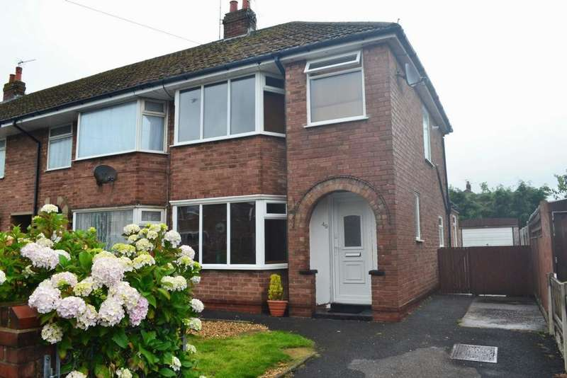 3 Bedrooms End Of Terrace House for sale in Stainforth Avenue, Bispham, FY2