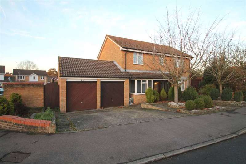 4 Bedrooms Detached House for sale in Caraway Road, Earley