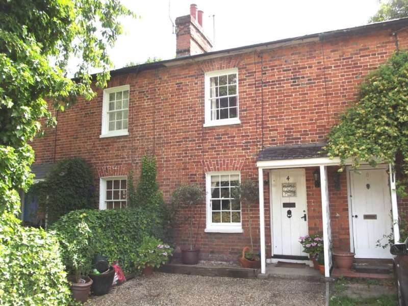 2 Bedrooms Terraced House for sale in The Street, Inworth