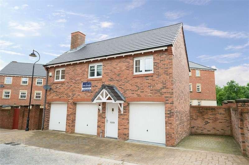 2 Bedrooms Ground Maisonette Flat for sale in Chiltern Mews, Birkacre Park, Chorley, Lancashire