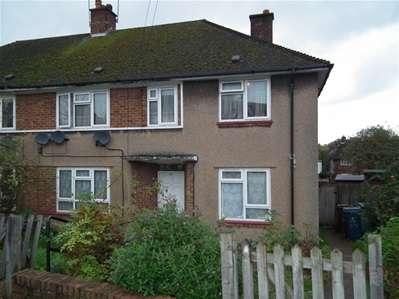 2 Bedrooms Maisonette Flat for sale in Sefton Avenue, Harrow Weald