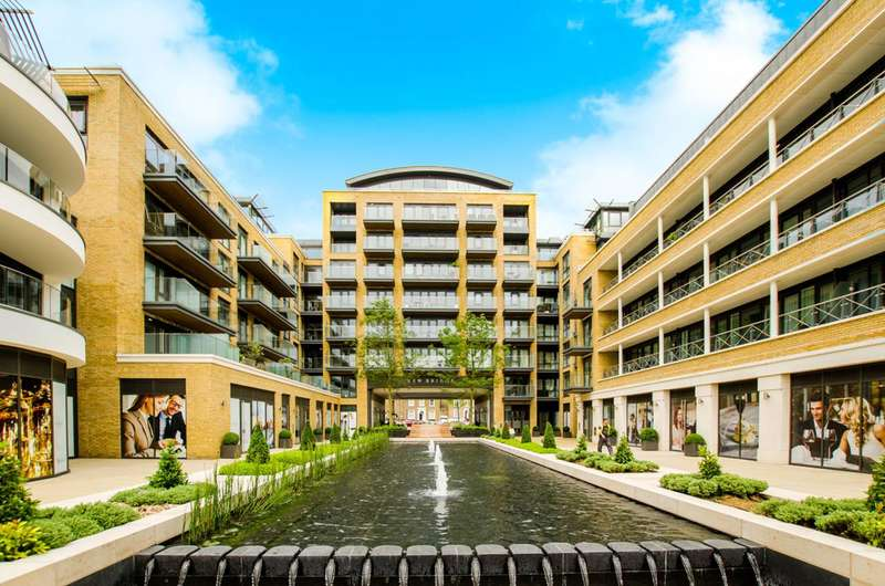 3 Bedrooms Flat for sale in Kew Bridge Apartments, Kew Bridge, TW8