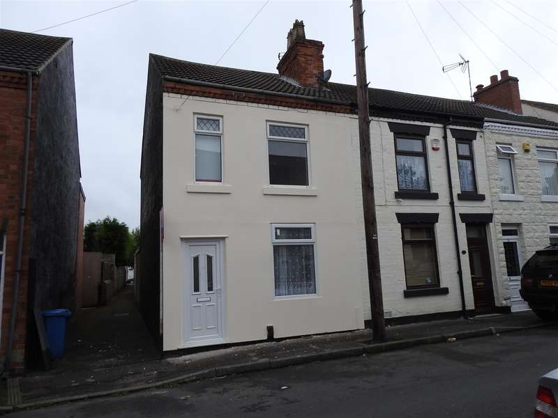 3 Bedrooms Property for sale in Sherwood Street,, Annesley, Nottingham