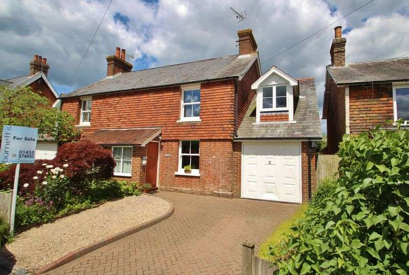 3 Bedrooms Semi Detached House for sale in East Street, Mayfield