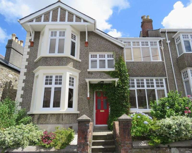 4 Bedrooms House for sale in Daniell Road, Truro
