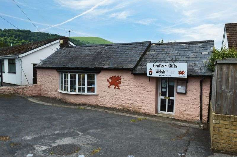 3 Bedrooms Detached Bungalow for sale in Llanellen, Abergavenny