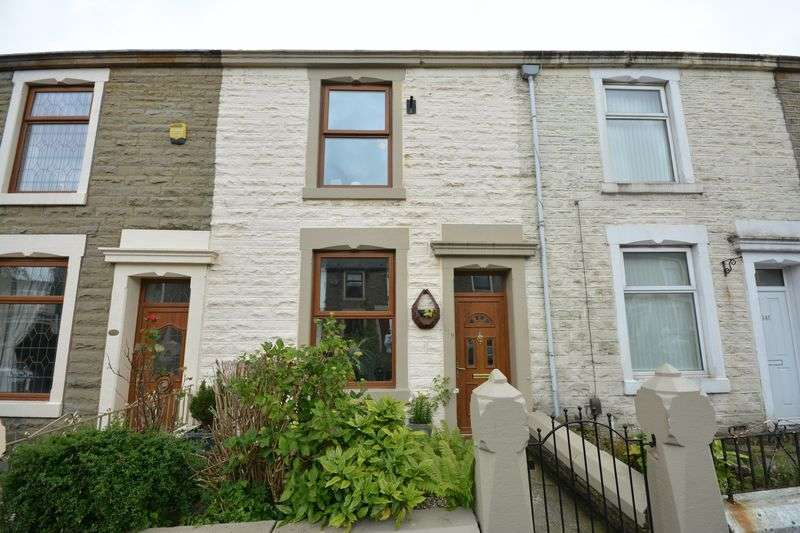 2 Bedrooms Terraced House for sale in St Huberts Road, Great Harwood