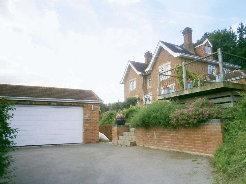 3 Bedrooms Semi Detached House for sale in Redcliffe, Mythe Road, Tewkesbury,