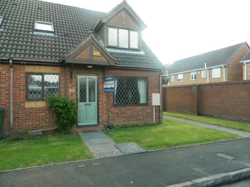 1 Bedroom Terraced House for sale in Steven Drive, Bilston
