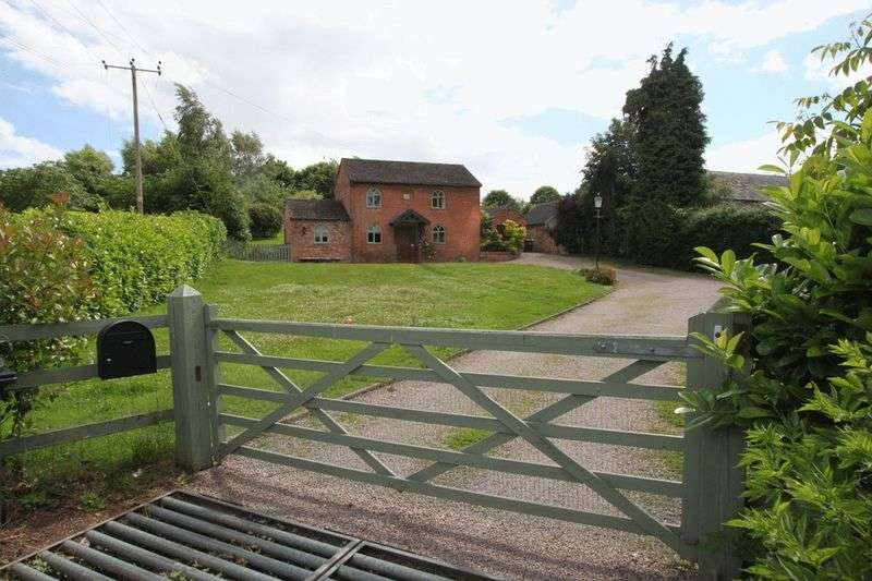 4 Bedrooms Detached House for sale in Astley, Worcestershire