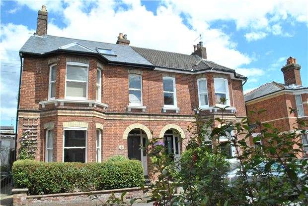 4 Bedrooms Semi Detached House for sale in Vale Road, Southborough, TUNBRIDGE WELLS, Kent, TN4 0QQ