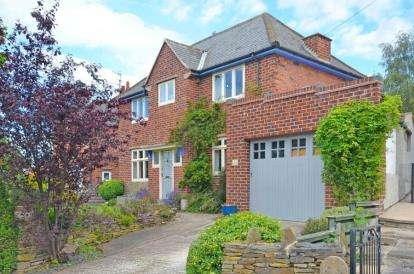 3 Bedrooms Detached House for sale in Holmebank West, Chesterfield, Derbyshire