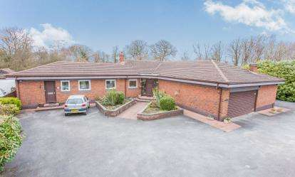 4 Bedrooms Bungalow for sale in Wetherby Road, Scarcroft, Leeds, West Yorkshire