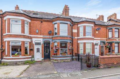 3 Bedrooms Terraced House for sale in Wistaston Road, Willaston, Nantwich, Cheshire