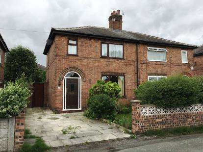 3 Bedrooms Semi Detached House for sale in Richmond Avenue, Latchford, Warrington, Cheshire