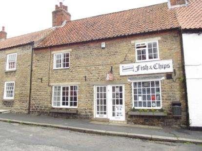 4 Bedrooms Terraced House for sale in Church Street, Kirkbymoorside, York, North Yorkshire