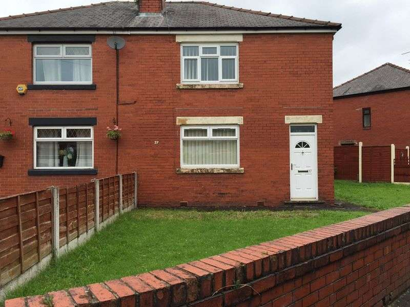 3 Bedrooms Semi Detached House for sale in Wrigley Head, Manchester