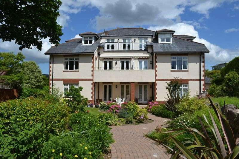 2 Bedrooms Flat for sale in Hillside Road, Sidmouth