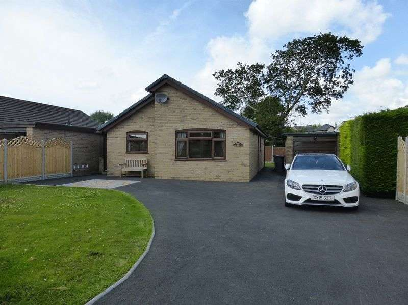 3 Bedrooms Detached Bungalow for sale in Llangefni