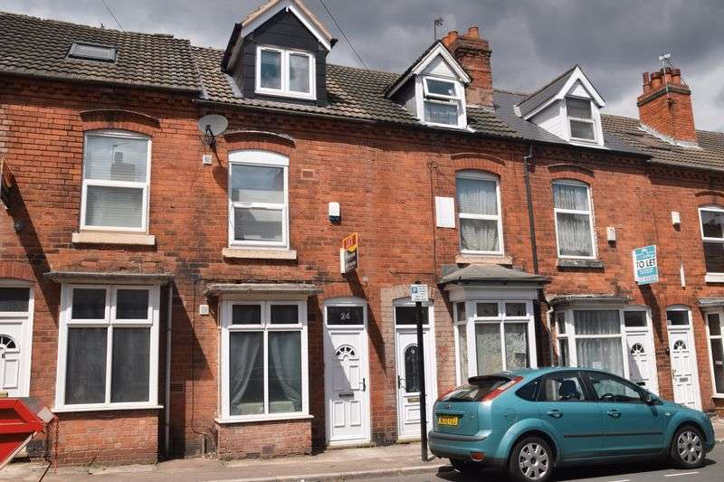 3 Bedrooms Terraced House for sale in Prime Student Location - Loft already converted