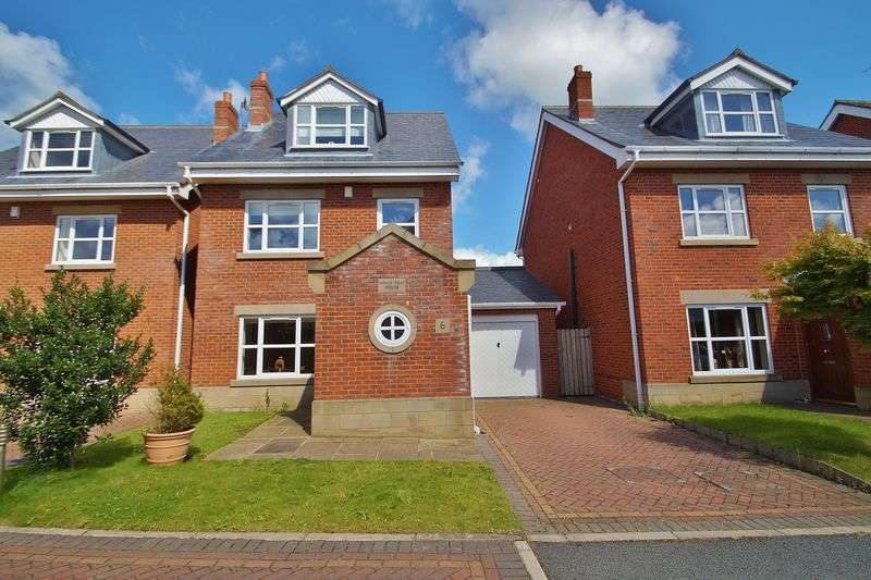 4 Bedrooms Detached House for sale in The Woodlands, Ormskirk