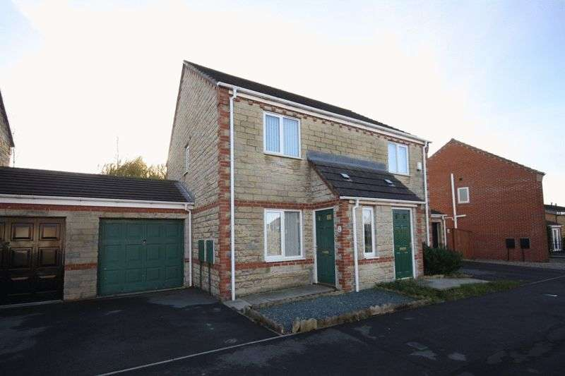 2 Bedrooms Semi Detached House for sale in Chestnut Drive, Darlington
