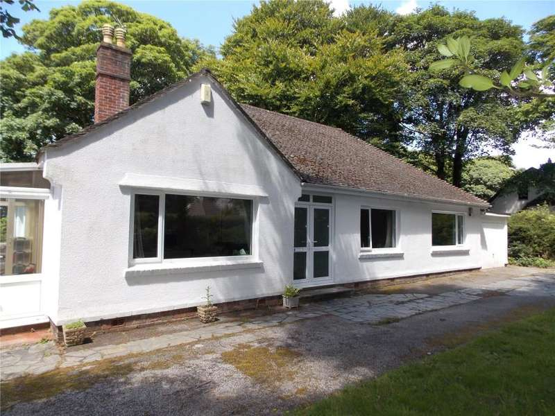 3 Bedrooms Detached Bungalow for sale in Old Coach Road, Playing Place, Truro